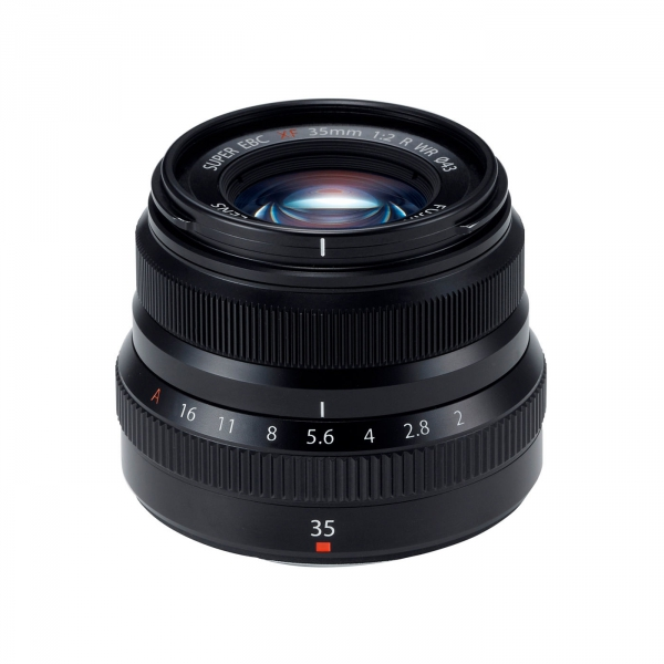 Fujifilm FUJINON XF 35mm F2 R WR objektív 03