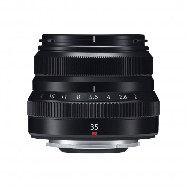 Fujifilm FUJINON XF 35mm F2 R WR objektív 04