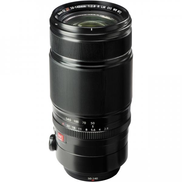 Fujifilm FUJINON XF 50-140mm F2.8 R LM OIS WR objektív 03
