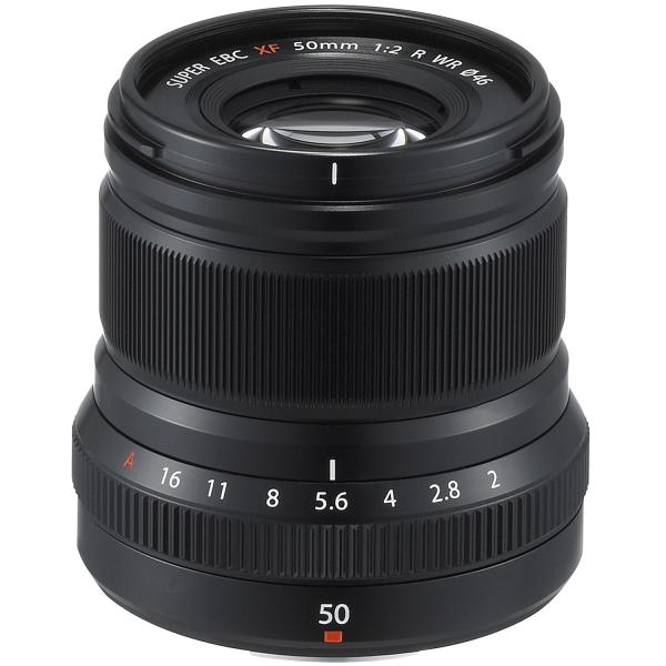 Fujifilm FUJINON XF 50mm F2 R WR objektív 03