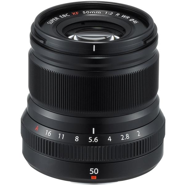 Fujifilm FUJINON XF 50mm F2 R WR objektív 04