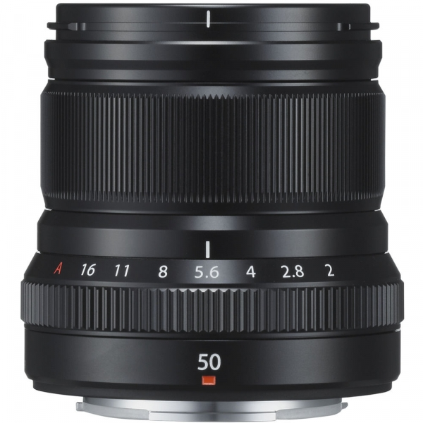 Fujifilm FUJINON XF 50mm F2 R WR objektív 05