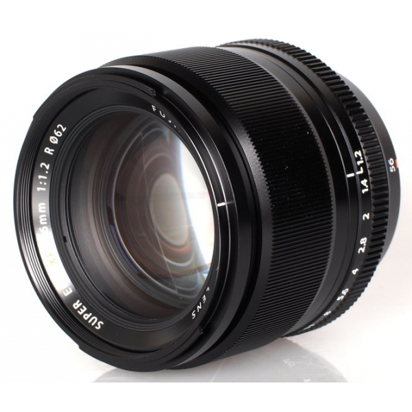 Fujifilm FUJINON XF 56 F1.2 R objektív X sorozathoz 05