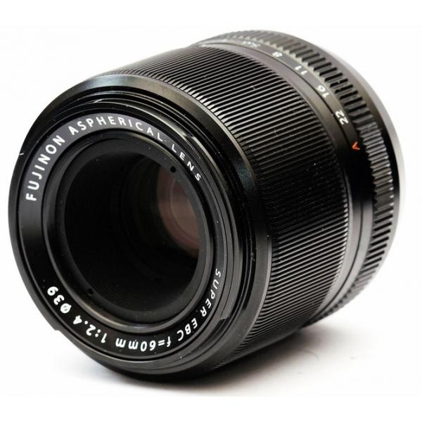 Fujifilm FUJINON XF 60mm F2.4 R Macro objektív X sorozathoz 04