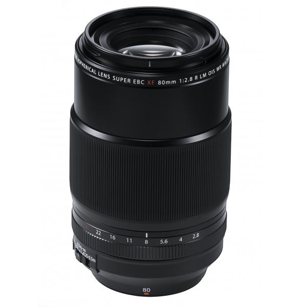 Fujifilm FUJINON XF 80mm F2.8 LM OIS WR Macro objektív 03