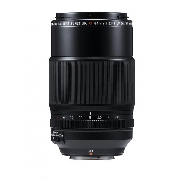 Fujifilm FUJINON XF 80mm F2.8 LM OIS WR Macro objektív 04