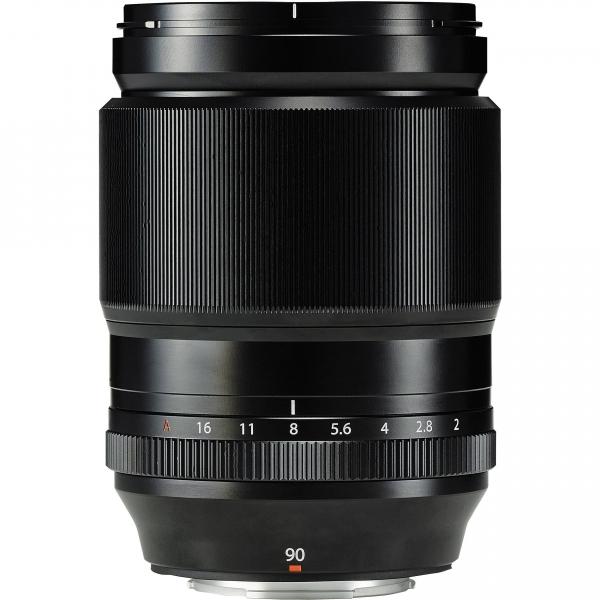 Fujifilm FUJINON XF 90mm F2 R LM WR objektív 04