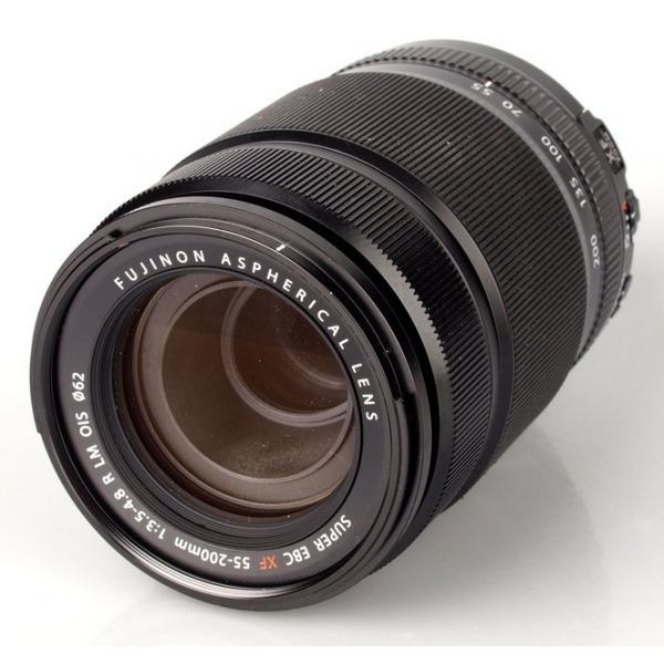 Fujifilm FUJINON XF 55-200 mm f/3.5-4.8 R LM OIS objektív X sorozathoz 04