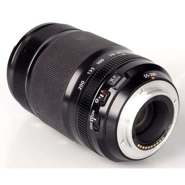 Fujifilm FUJINON XF 55-200 mm f/3.5-4.8 R LM OIS objektív X sorozathoz 05