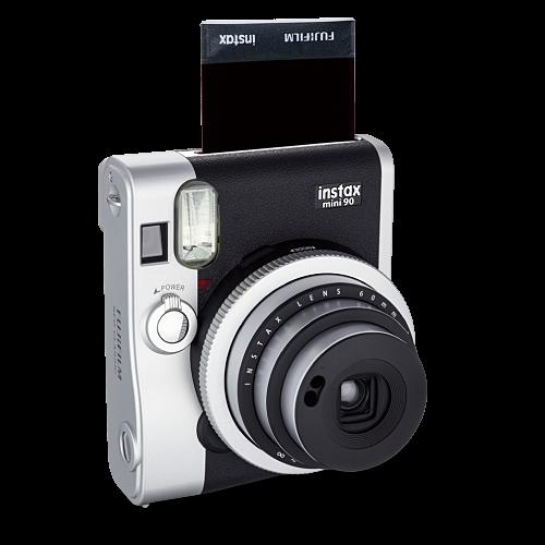 Fujifilm Instax Mini 90 NEO CLASSIC fényképezőgép 05