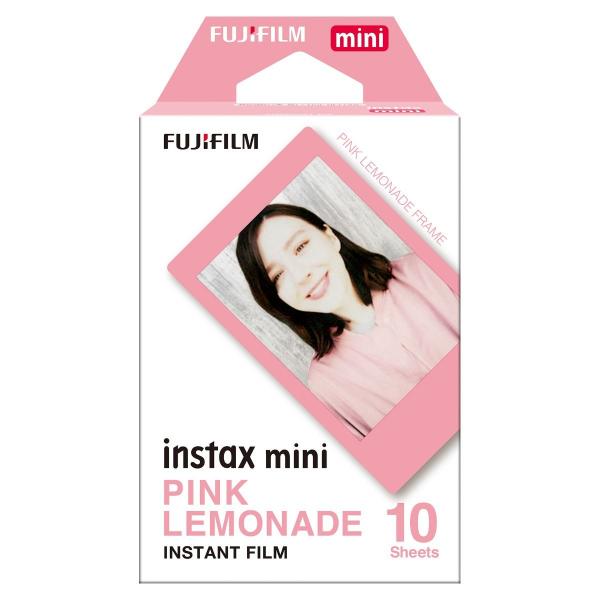 Fujifilm Instax mini film LEMONADE, Instax gépekhez, 10 db-os 03