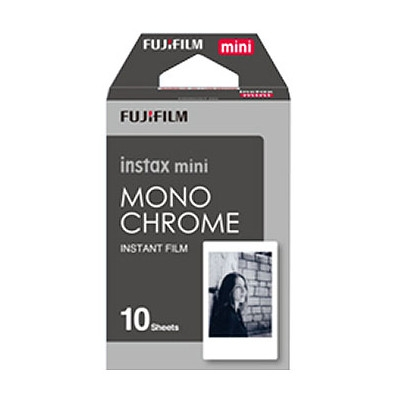 Fujifilm Instax mini film Mono Chrome, Instax gépekhez, 10 db 03