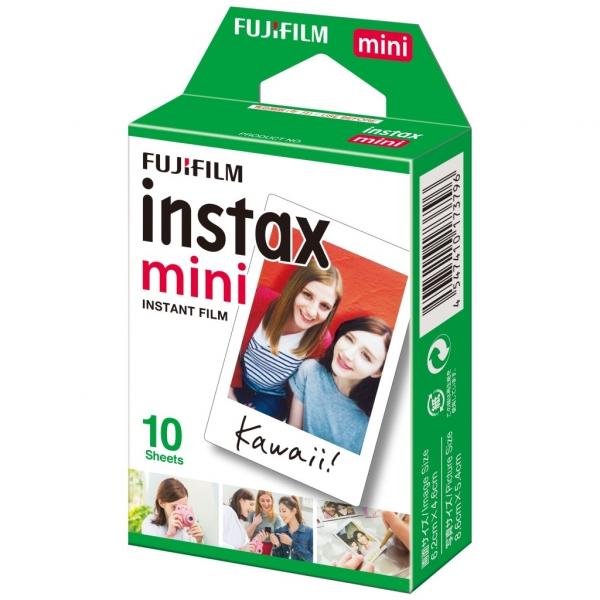Fujifilm Instax Mini GLOSSY film, Instax gépekhez,  10 db-os 03