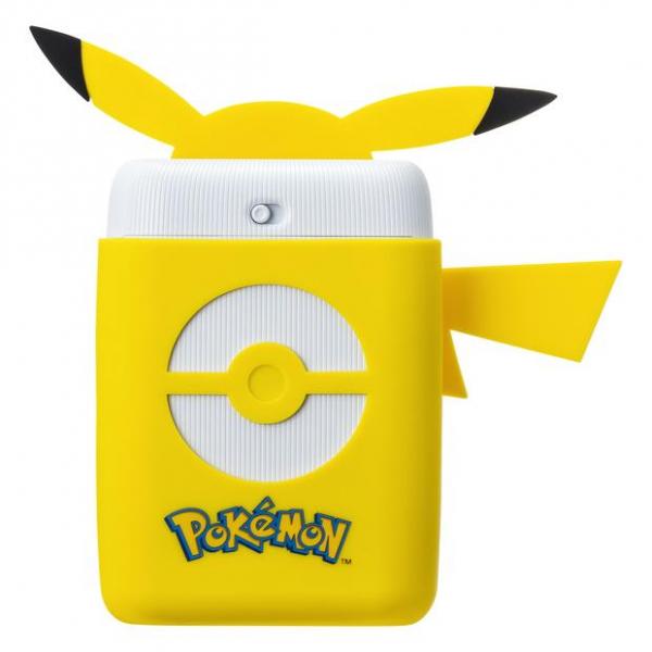 Fujifilm Instax Mini Link fotónyomtató -Nintendo Switch Edition -Pikachu Szilikon tokkal 04