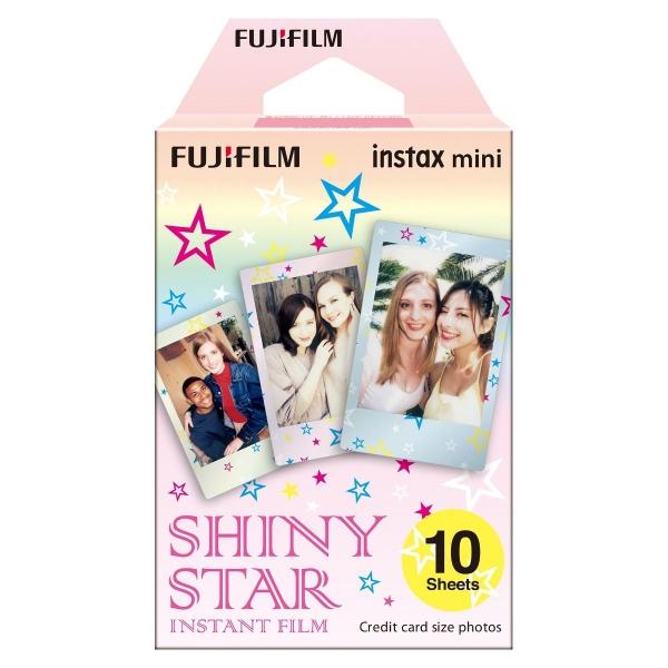 Fujifilm Instax Mini SHINY STAR film, Instax gépekhez,10 db-os 03