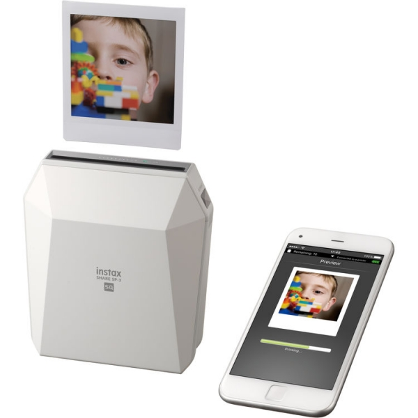 Fujifilm Instax SHARE SP-3 nyomtató okostelefonhoz 06