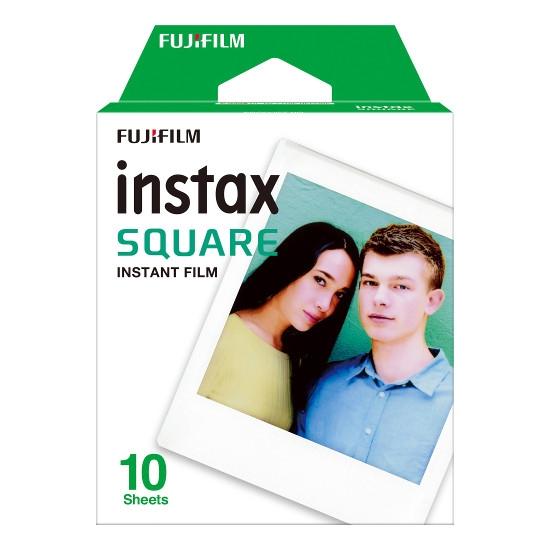 Fujifilm Instax SQUARE film, Instax SQUARE gépekhez, 10 db-os 03
