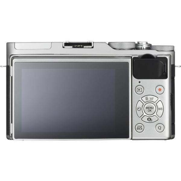 Fujifilm X-A3 digitális fényképezőgép kit, XC 16-50mm OIS II objektívvel 07