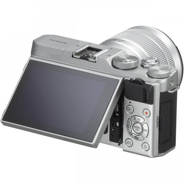 Fujifilm X-A3 digitális fényképezőgép kit, XC 16-50mm OIS II objektívvel 08