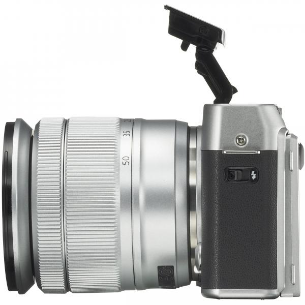 Fujifilm X-A3 digitális fényképezőgép kit, XC 16-50mm OIS II objektívvel 10