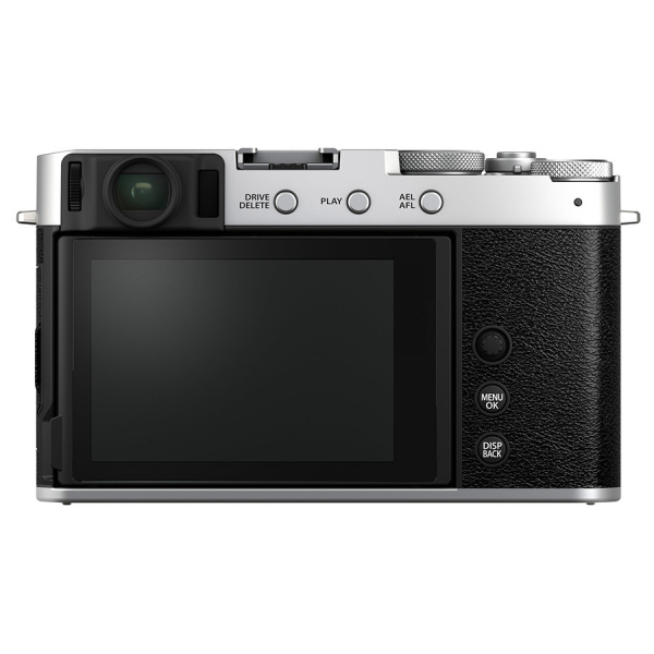 Fujifilm X-E4 digitális fényképezőgép váz 05