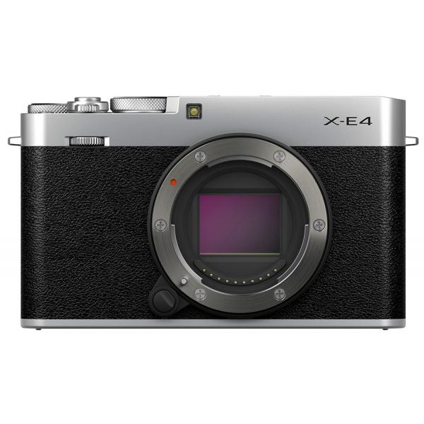 Fujifilm X-E4 digitális fényképezőgép váz 03