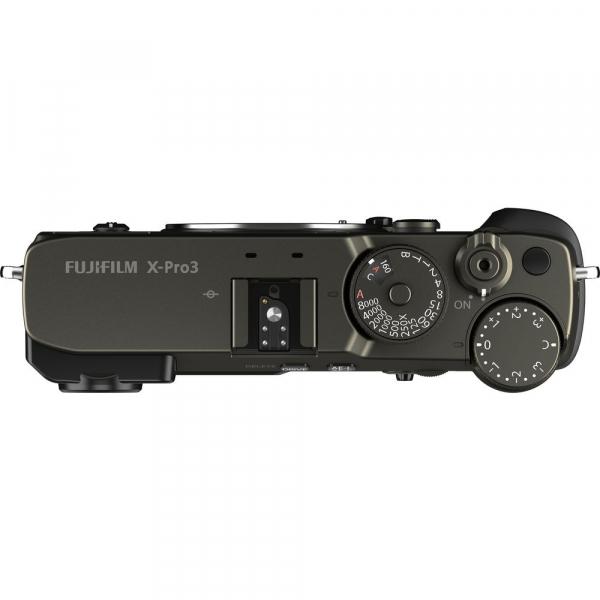 Fujifilm X-Pro3 digitális fényképezőgép váz 21