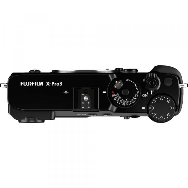 Fujifilm X-Pro3 digitális fényképezőgép váz 09