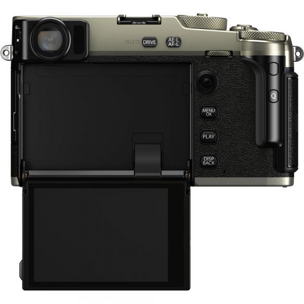 Fujifilm X-Pro3 digitális fényképezőgép váz 12