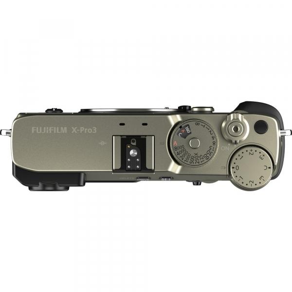 Fujifilm X-Pro3 digitális fényképezőgép váz 16