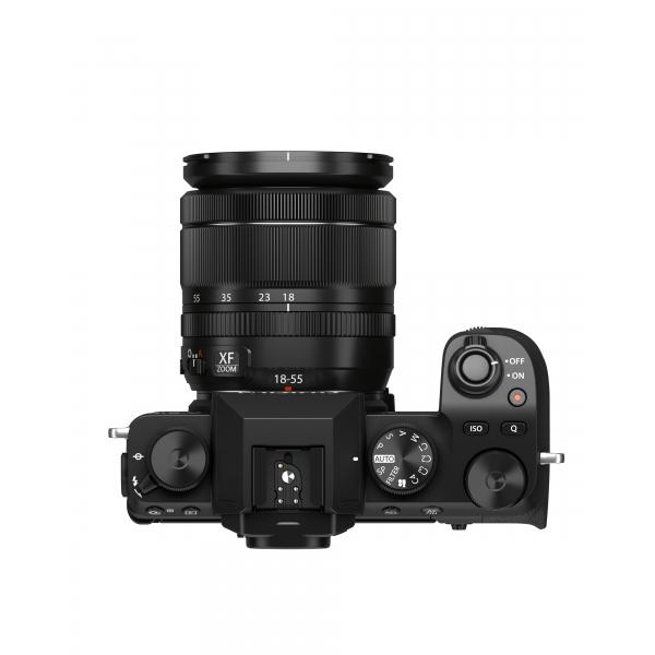Fujifilm X-S10 digitális fényképezőgép váz + Fujifilm FUJINON XF 18-55mm F2.8-4 R LM OIS objektív 08