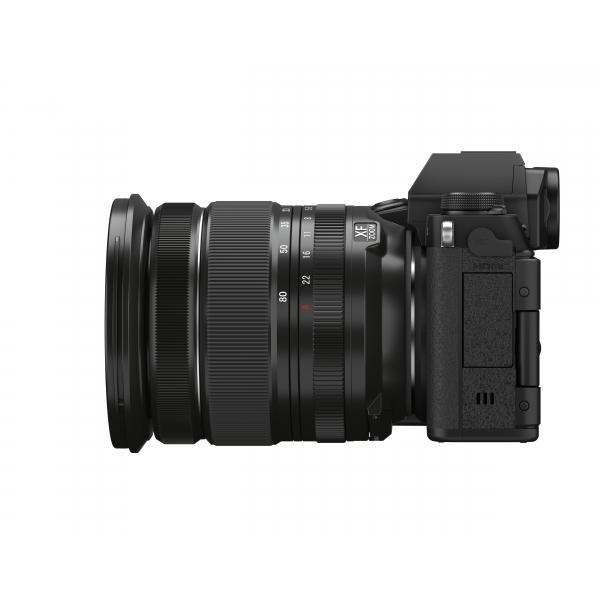 Fujifilm X-S10 digitális fényképezőgép váz + FUJIFILM XF16-80mm F4 R OIS WR objektív 08