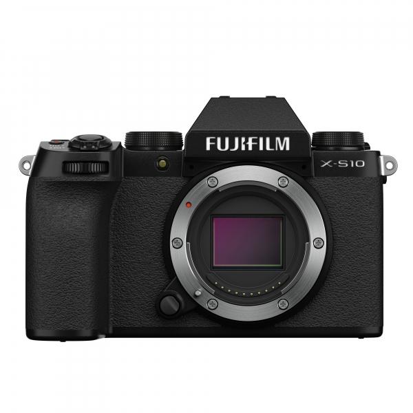 Fujifilm X-S10 digitális fényképezőgép váz 03