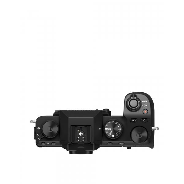 Fujifilm X-S10 digitális fényképezőgép váz 08