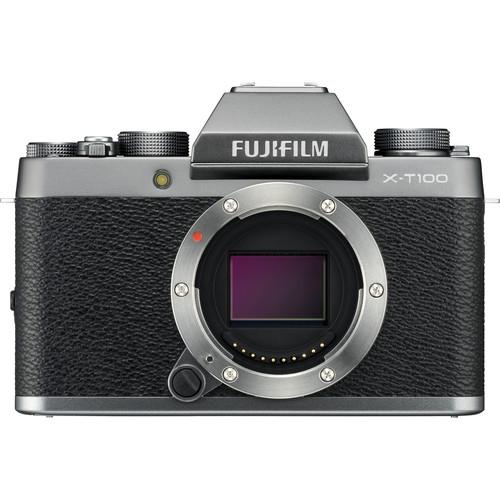Fujifilm X-T100 digitális fényképezőgép 03