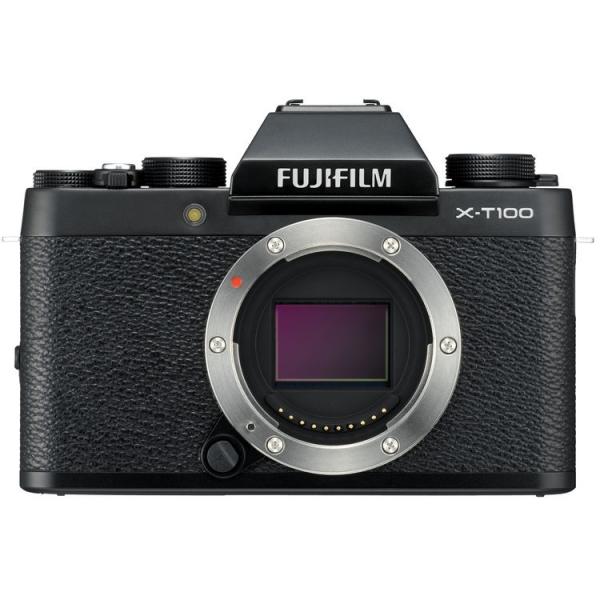 Fujifilm X-T100 digitális fényképezőgép 06
