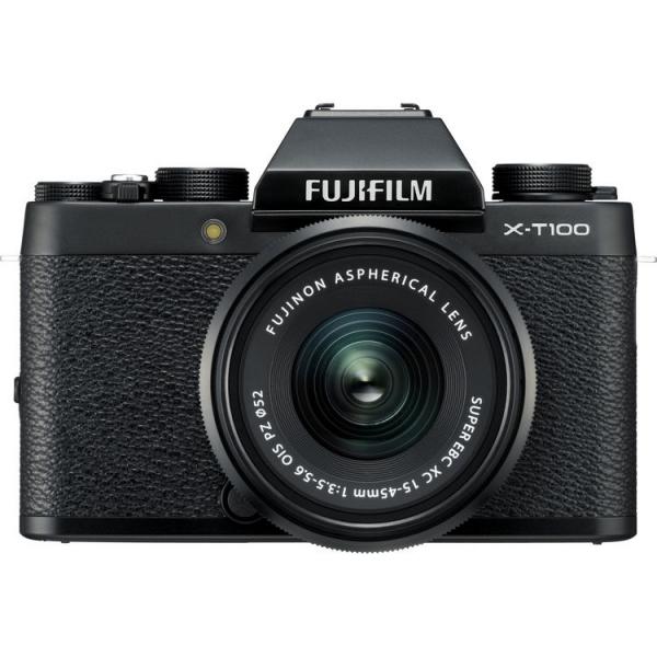 Fujifilm X-T100 digitális fényképezőgép XC 15-45 mm objektívvel 07