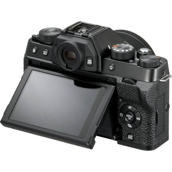 Fujifilm X-T100 digitális fényképezőgép XC 15-45 mm objektívvel 08