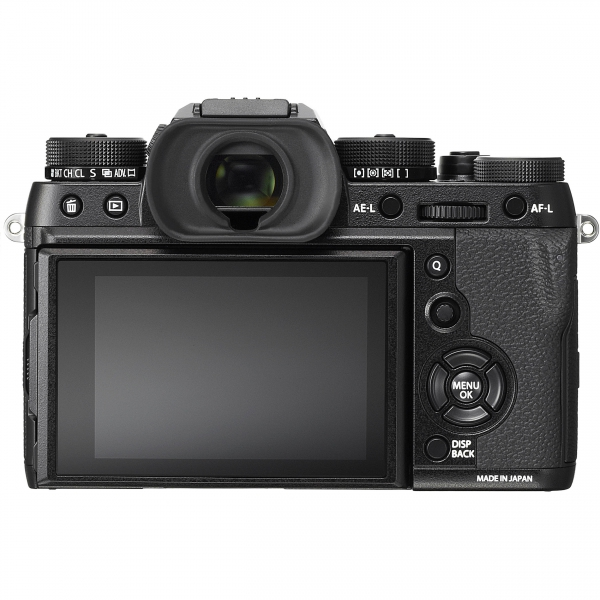 Fujifilm X-T2 digitális fényképezőgép 08