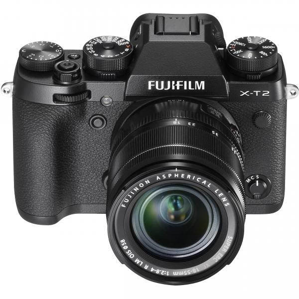 Fujifilm X-T2 digitális fényképezőgép kit, XF 18-55mm R LM OIS obejktívvel 05