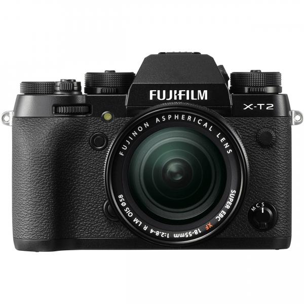 Fujifilm X-T2 digitális fényképezőgép kit, XF 18-55mm R LM OIS obejktívvel 03