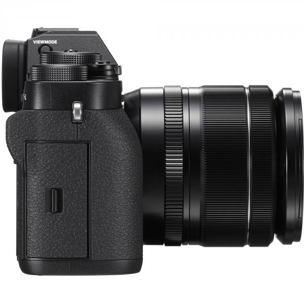 Fujifilm X-T2 digitális fényképezőgép kit, XF 18-55mm R LM OIS obejktívvel 07