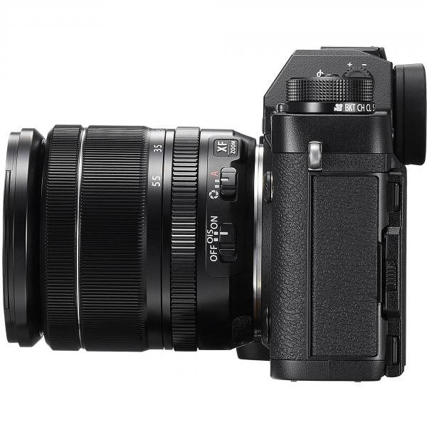 Fujifilm X-T2 digitális fényképezőgép kit, XF 18-55mm R LM OIS obejktívvel 08
