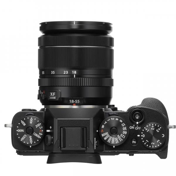 Fujifilm X-T2 digitális fényképezőgép kit, XF 18-55mm R LM OIS obejktívvel 09