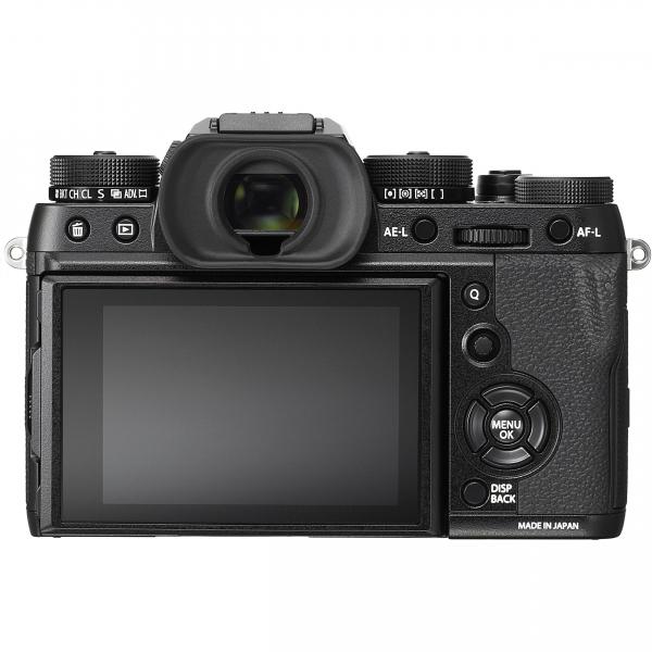 Fujifilm X-T2 digitális fényképezőgép kit, XF 18-55mm R LM OIS obejktívvel 10