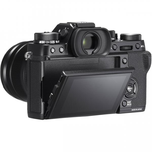Fujifilm X-T2 digitális fényképezőgép kit, XF 18-55mm R LM OIS obejktívvel 12