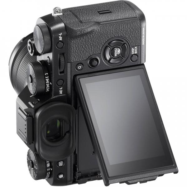 Fujifilm X-T2 digitális fényképezőgép kit, XF 18-55mm R LM OIS obejktívvel 13