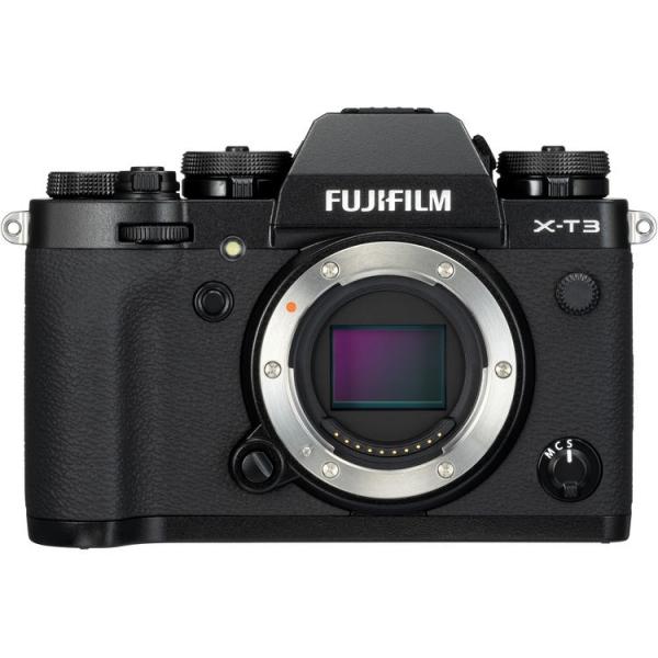 Fujifilm X-T3 digitális fényképezőgép 05