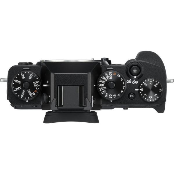 Fujifilm X-T3 digitális fényképezőgép 07