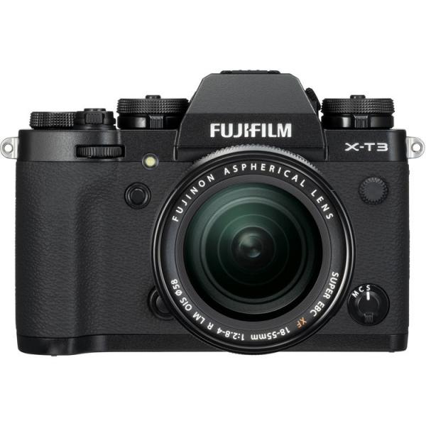 Fujifilm X-T3 váz + Fujinon XF 18-55mm f/2.8-4 R LM OIS objektív 03